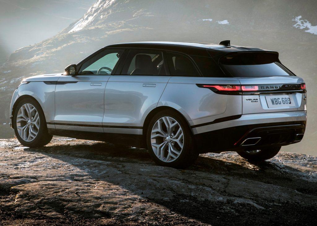 Range Rover Velar conquista un posto tra le finaliste del World Car Awards 2018