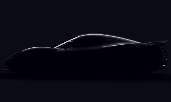 Rimac Concept Two: la nuova hypercar elettrica dispone di 1.940 CV [VIDEO TEASER]