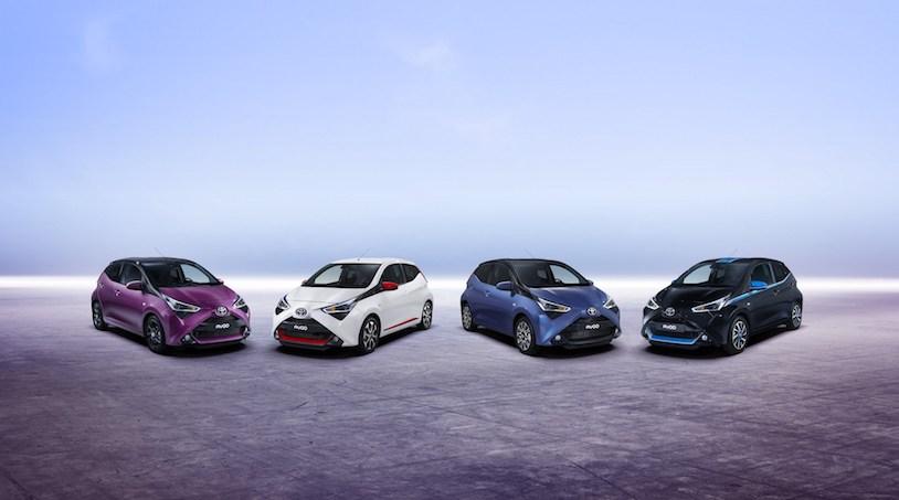 Toyota porta a Ginevra la nuova Aygo [VIDEO]