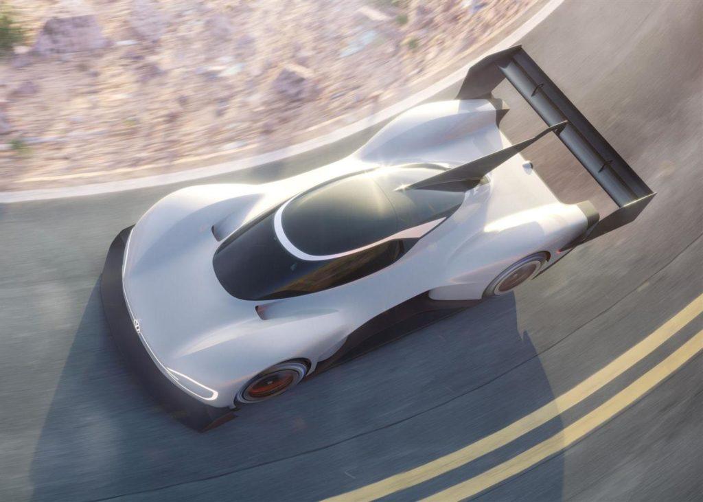Volkswagen I.D. R Pikes Peak: svelata la racing car elettrica [FOTO]
