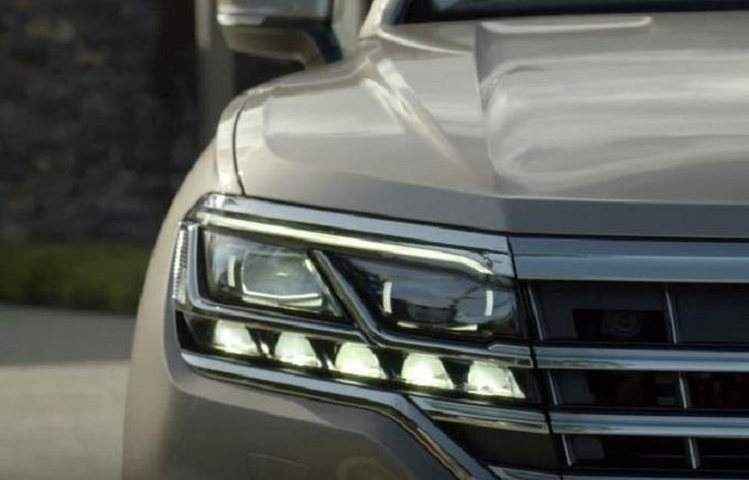 Volkswagen: nuovo teaser per l'elettrica che correrà alla Pikes Peak
