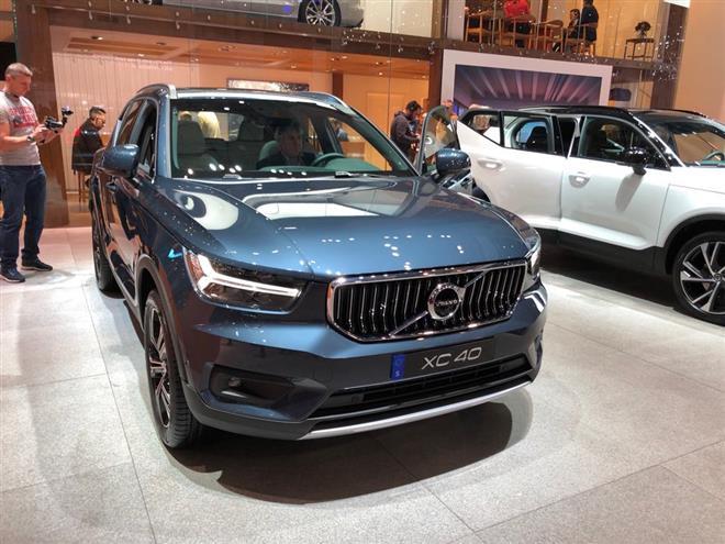 Volvo XC40 - Salone di Ginevra 2018