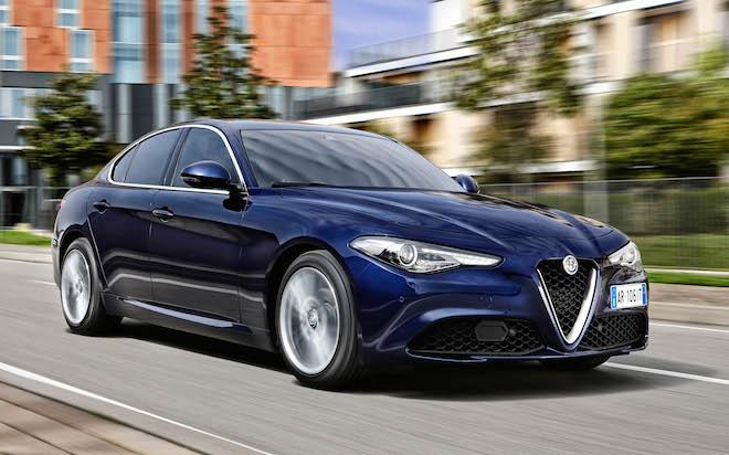 Alfa Romeo Giulia: offerta per il noleggio a lungo termine