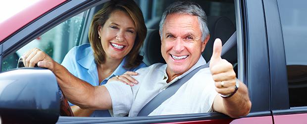 Artrosi dell'anca: come limitare il dolore alla guida di un'auto