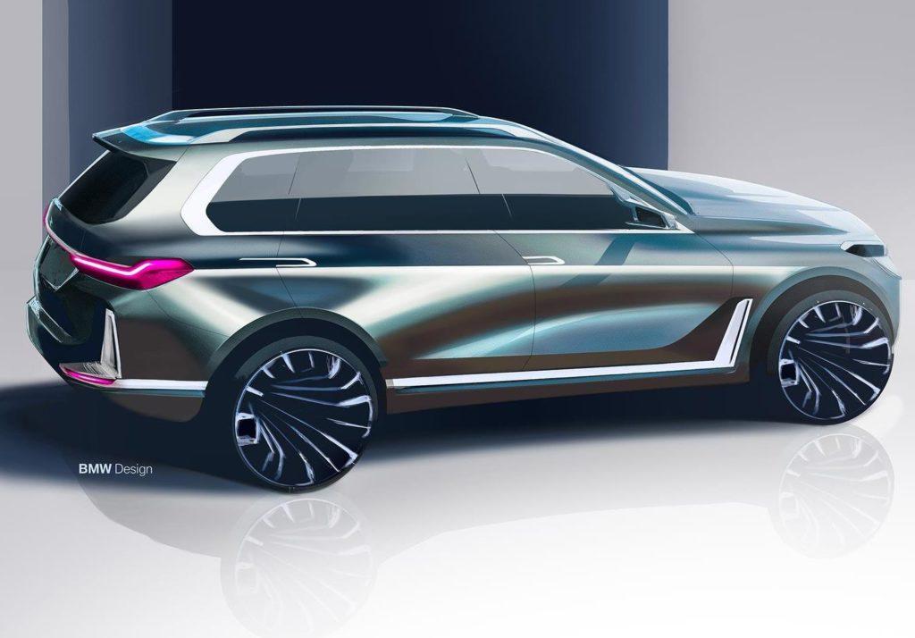 BMW X8, l'Elica deciderà entro quest'anno se produrre o meno il SUV full-size