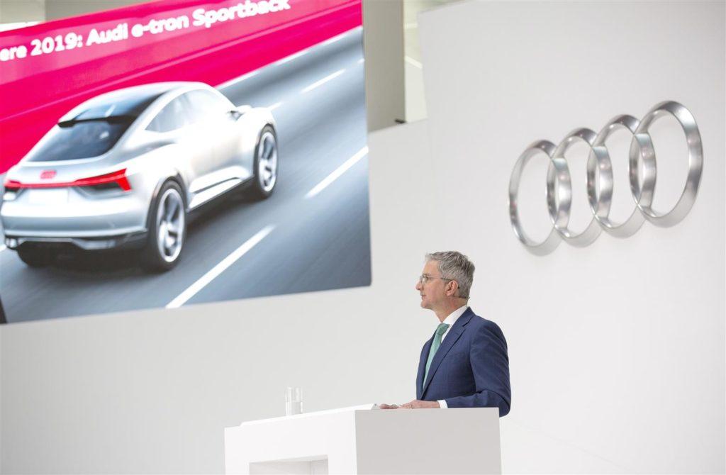 Audi: solida performance finanziaria nell'esercizio 2017 e grande offensiva di modelli per il 2018