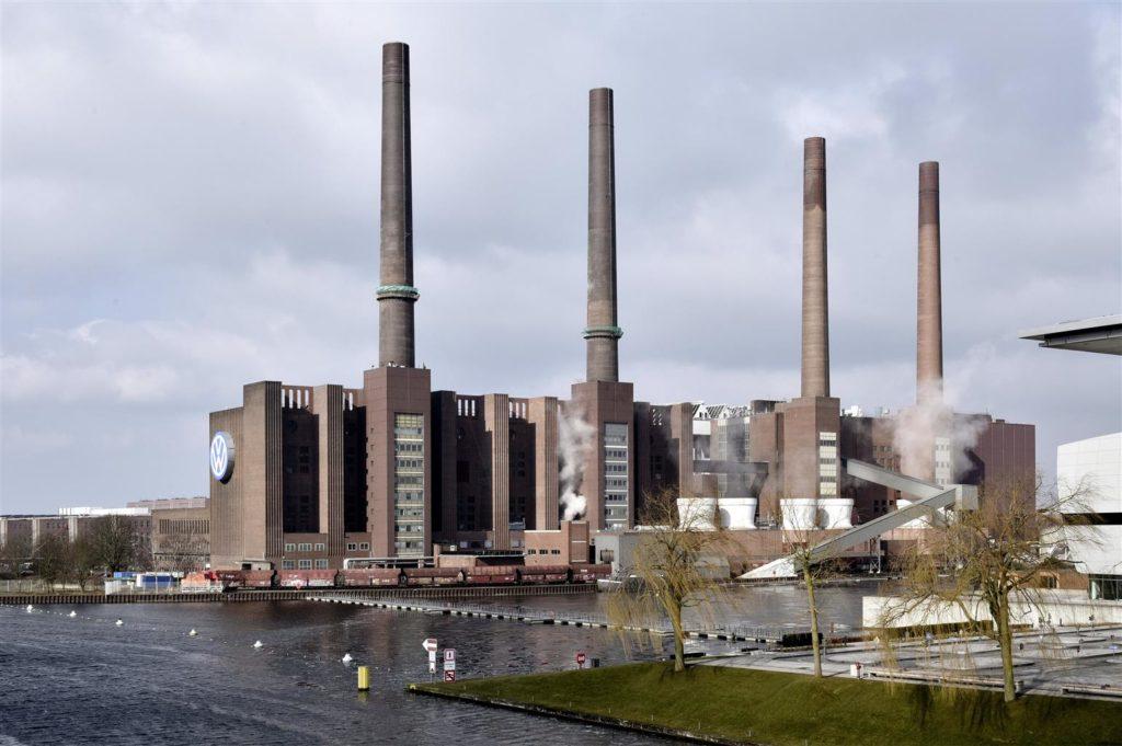 Gruppo Volkswagen: le centrali elettriche verranno convertite dal carbone al gas