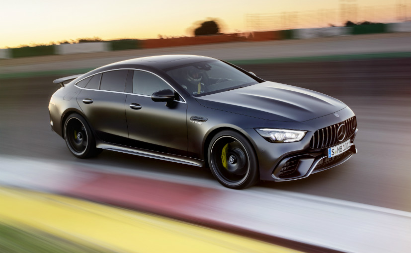 Mercedes-AMG GT 4 Coupe: la variante ibrida della casa tedesca potrebbe arrivare nel 2020