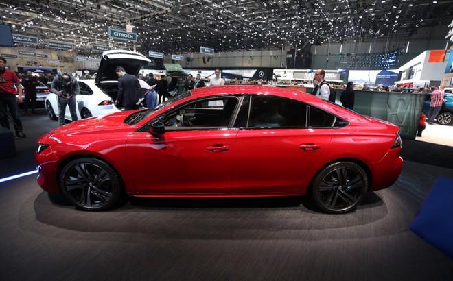 Peugeot 508: la berlina si rinnova al Salone di Ginevra 2018 [VIDEO LIVE]