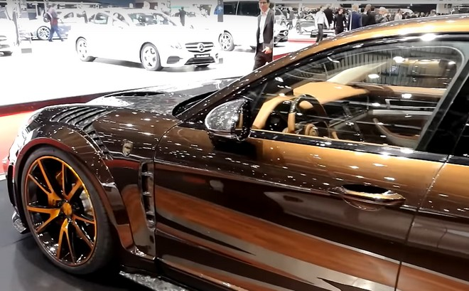 Mansory: il tuning al Salone di Ginevra 2018 [VIDEO LIVE]