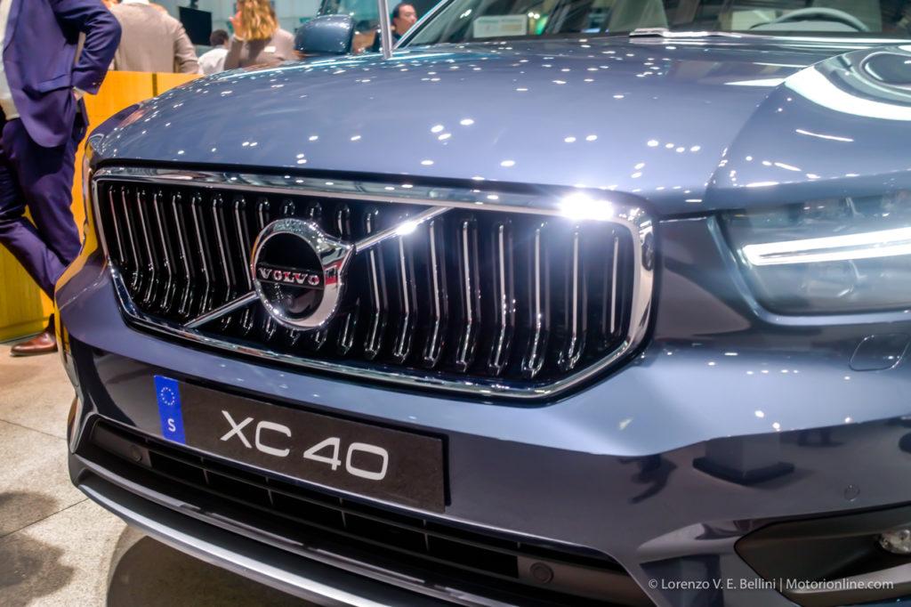 Volvo: il Salone di Ginevra 2018 ha premiato la XC40 e ha dato il benvenuto alla V60 [INTERVISTA]