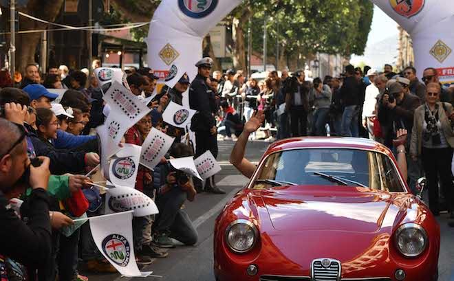 Targa Florio Classica: si terrà dal 4 al 7 ottobre 2018