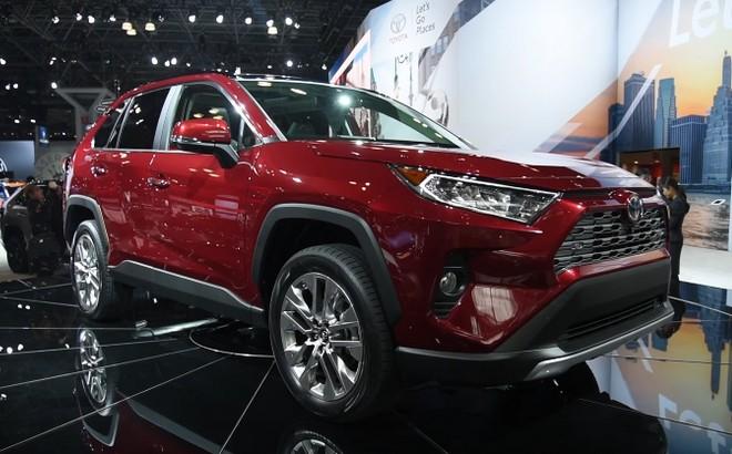 Toyota RAV4: la presentazione al Salone di New York 2018 [VIDEO]