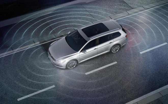 Volkswagen: parcheggio e manovre più sicure con Area e Rear View