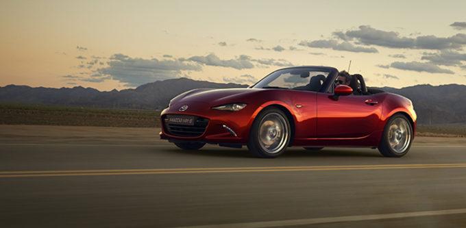 Mazda MX-5: punterà ad avere più di 180 cv?