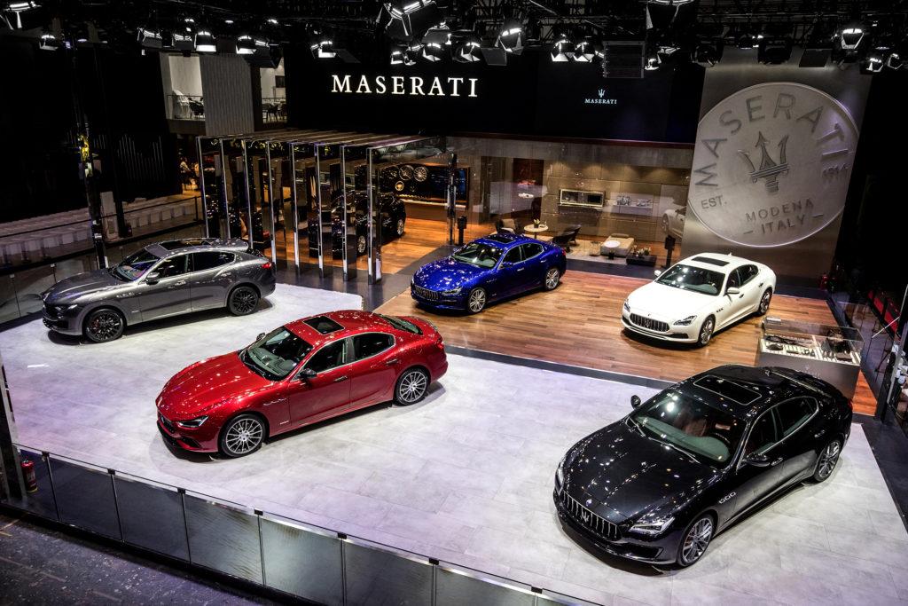 Maserati: lusso e sportività al Salone di Pechino 2018