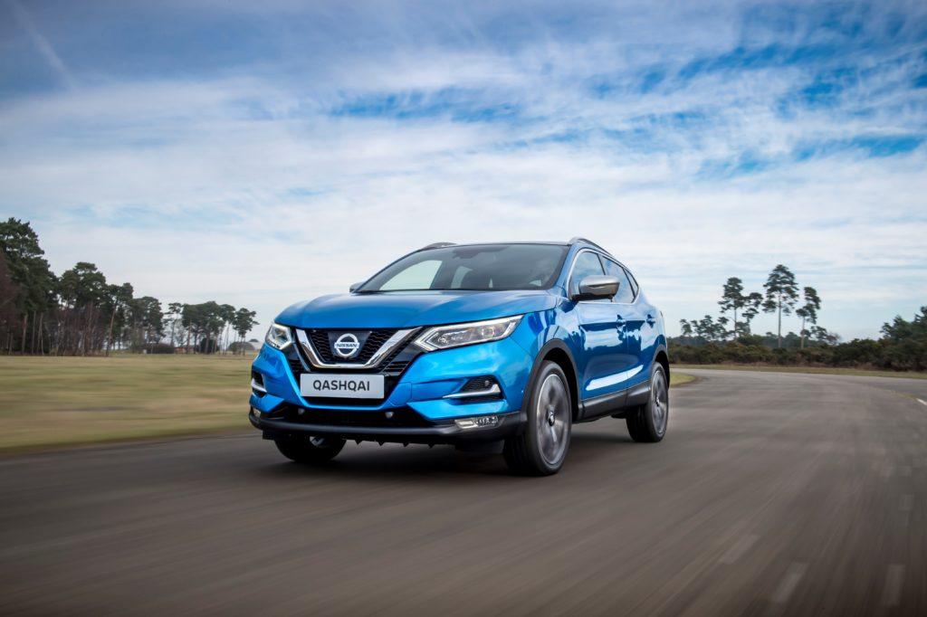 Nissan: vendite sempre più su nell'anno fiscale 2017