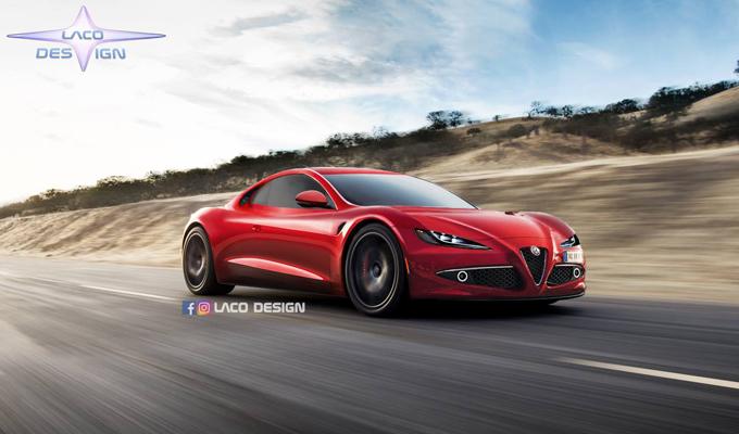 Alfa Romeo: in vista dell'Investor Day affiorano rumors di una novità esclusiva  [RENDERING]