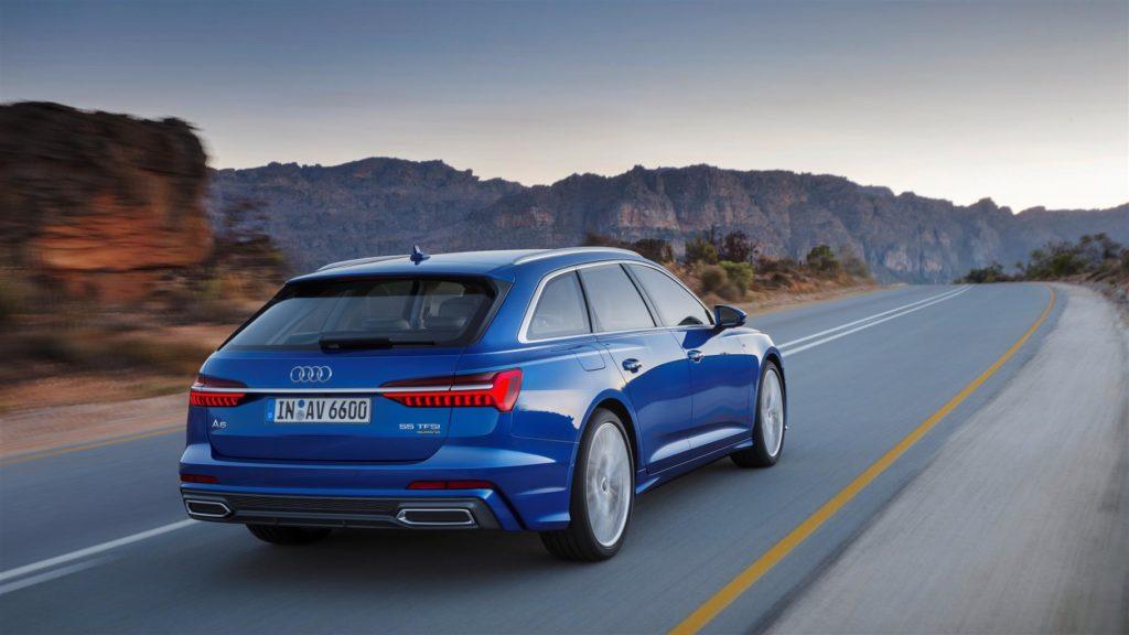 Nuova Audi A6 Avant: elogio della versatilità