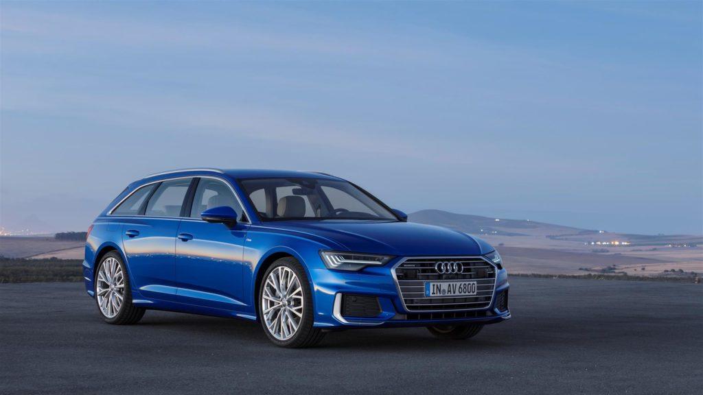 Nuova Audi A6 Avant: un assetto per ogni esigenza
