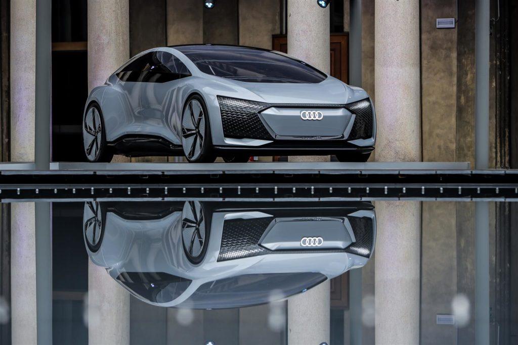 Audi City Lab 2018, al Fuorisalone si è discusso di futuro della mobilità [FOTO e VIDEO]