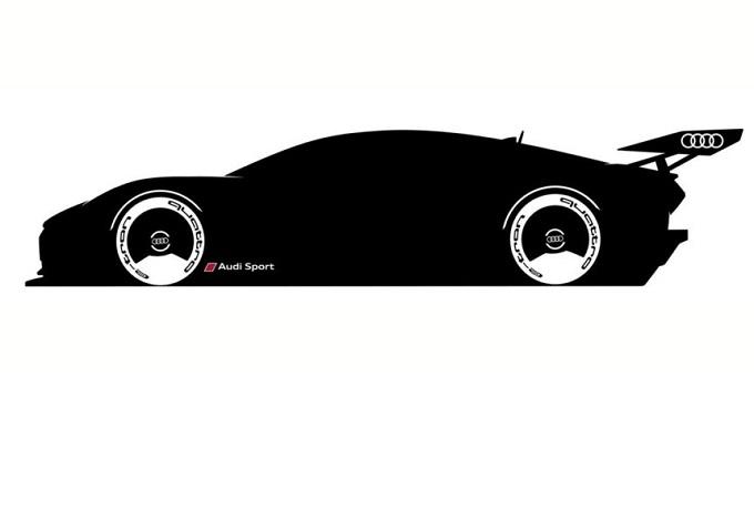 Audi Vision GT e-tron, la virtual car sarà svelata il 9 aprile [VIDEO TEASER]