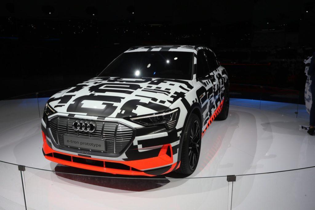 Audi e-tron, ora l'elettrica è ordinabile anche in Italia