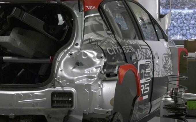 Citroen Racing, viaggio nell'ambizione sportiva a Satory [VIDEO]