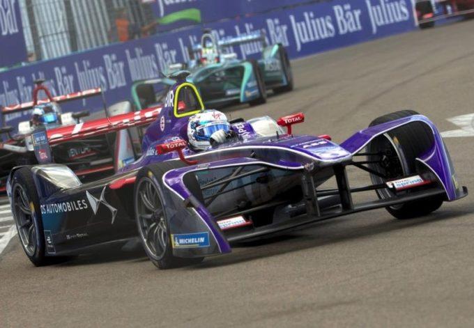 Formula E: DS Virgin Racing si prepara all'E-Prix di Roma [VIDEO]