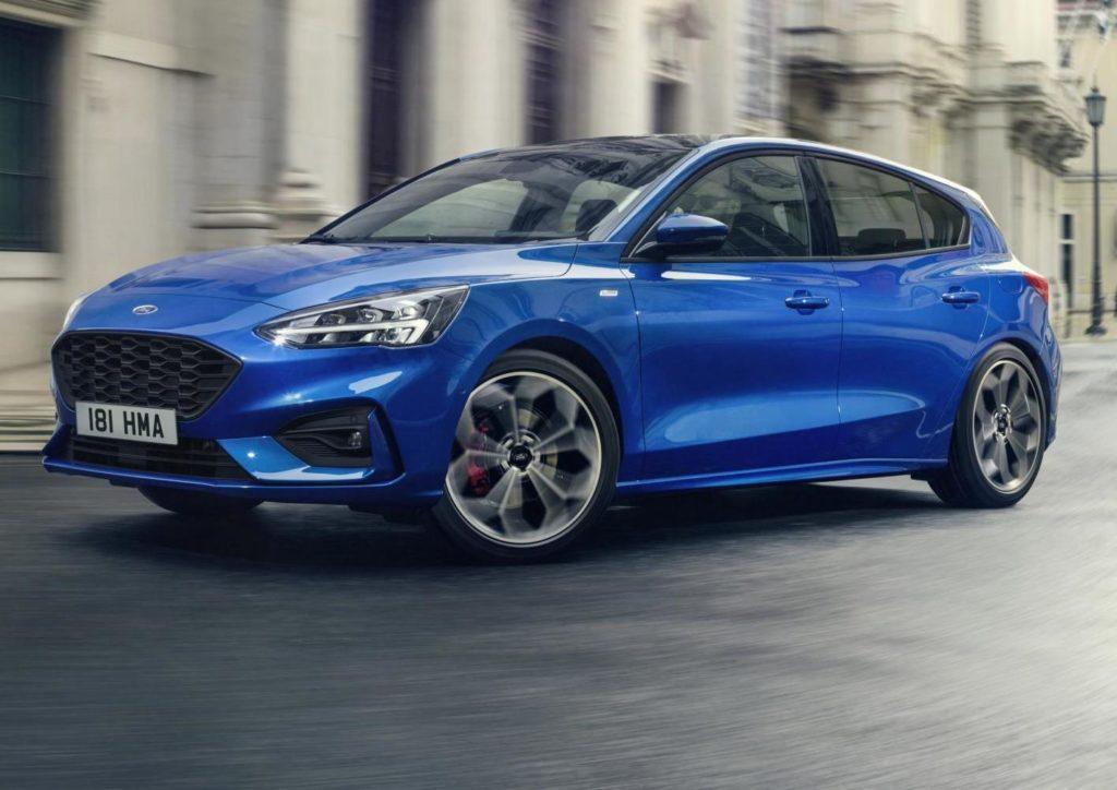Novo Ford Focus 2018 >> Ford Focus MY 2019: svelata la quarta generazione [FOTO]