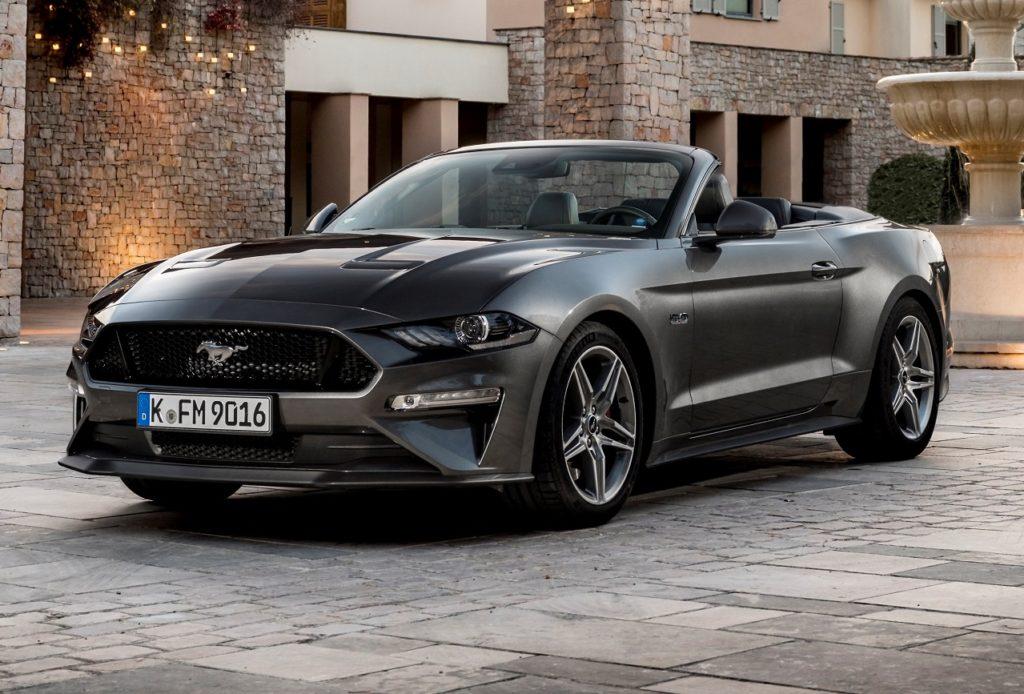 Ford Mustang, è ancora lei la sportiva più venduta al mondo