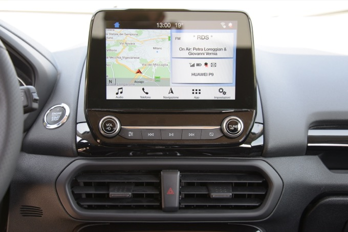 Ford SYNC 3 Recensione Infotainment