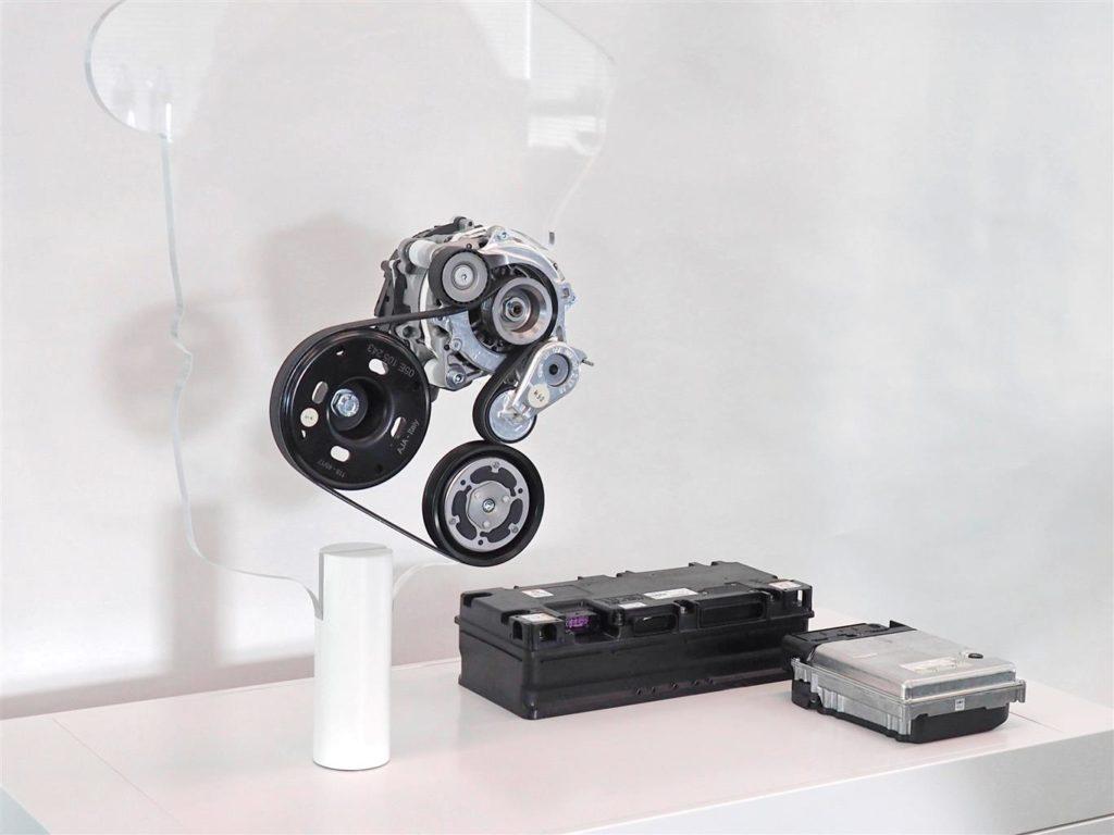 Volkswagen Golf: elettrificazione al via con la tecnologia mild hybrid a 48 V