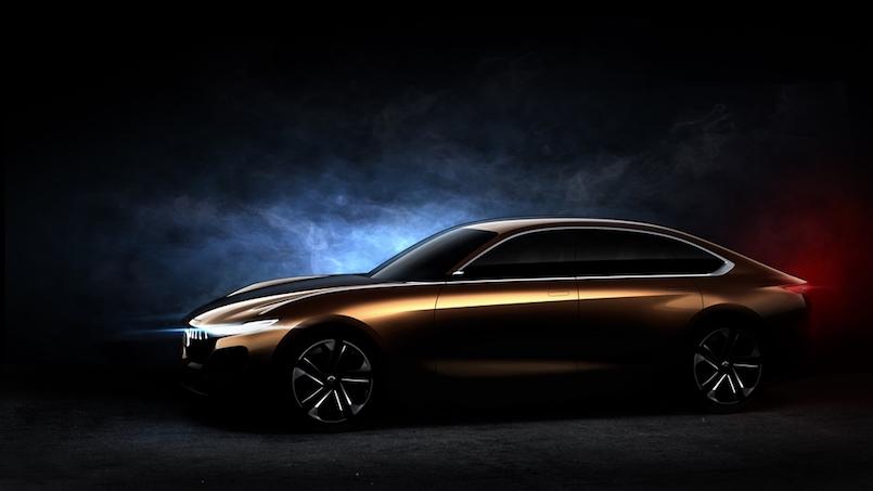 Pininfarina: H500 è la prima novità per il Salone di Pechino