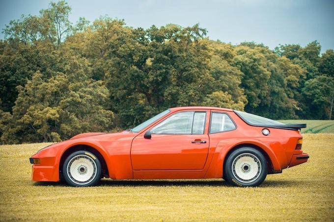 Porsche 924 Carrera GTS-Clubsport-GTR-GTP: 80 esemplari in tutto