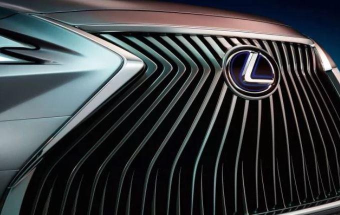 Nuova Lexus ES: mostrata la griglia anteriore [TEASER]