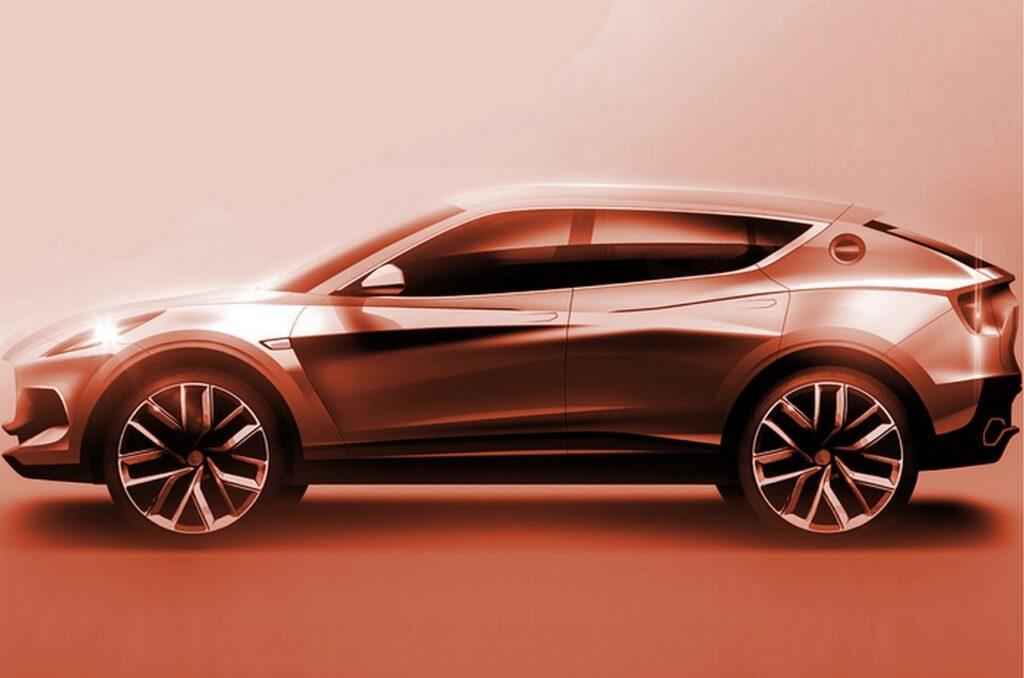 Lotus Lambda 2020: la nuova SUV sportiva su base Volvo XC90
