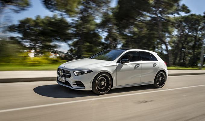 Mercedes Classe A 2018: il movimento diventa ancora più tecnologico [VIDEO TEST DRIVE]