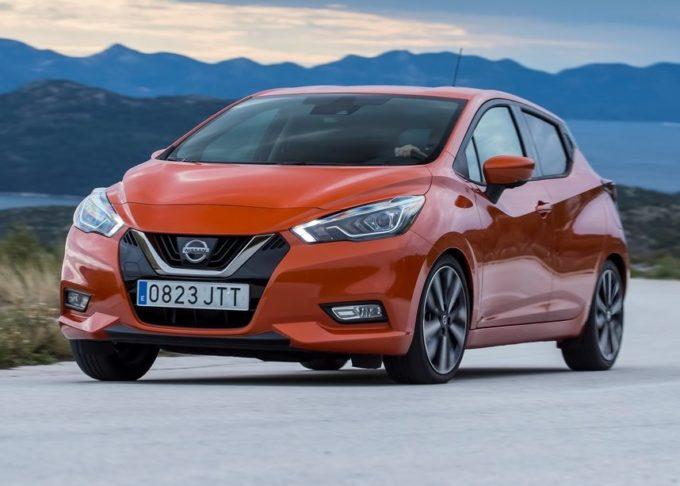 Nissan Micra, aggiornato il listino: prezzi da 12.750 euro