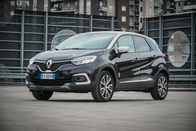 Renault Captur Initial Paris 2018