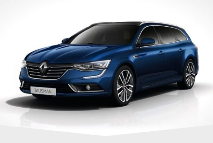 renault talisman sporter in leasing promozione da 299. Black Bedroom Furniture Sets. Home Design Ideas