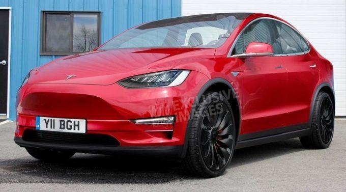 Tesla Model Y: al vaglio la fase di pre-produzione