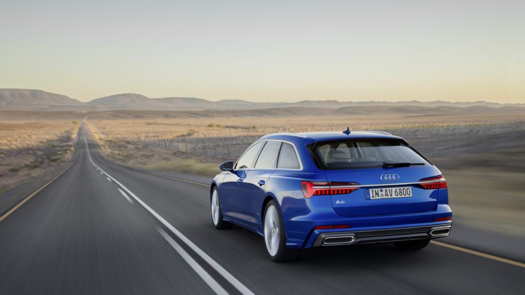 Nuova Audi A6 Avant: tanta sicurezza grazie a molteplici sistemi di assistenza alla guida