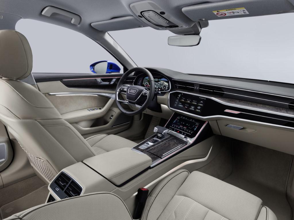 Nuova Audi A6 Avant: infotainment a misura di guidatore e passeggeri