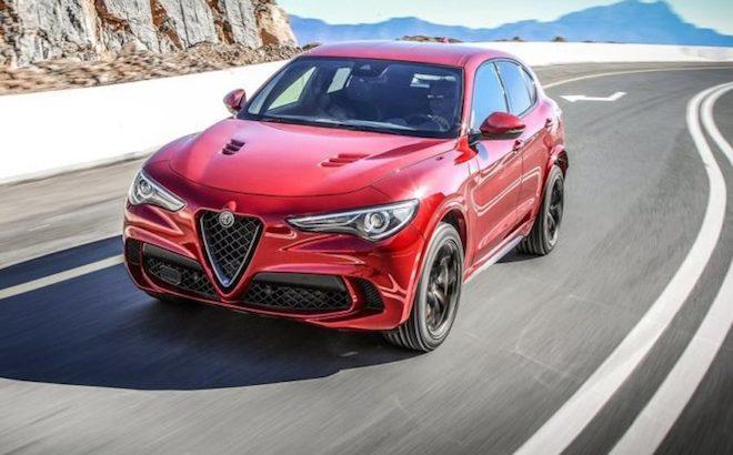 Alfa Romeo Stelvio: è il Crossover of the Year 2018