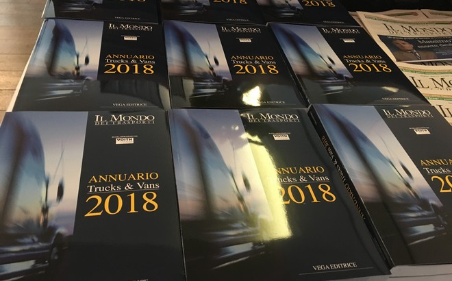 Trucks & Vans 2018: l'annuario dei veicoli commerciali compie 10 anni