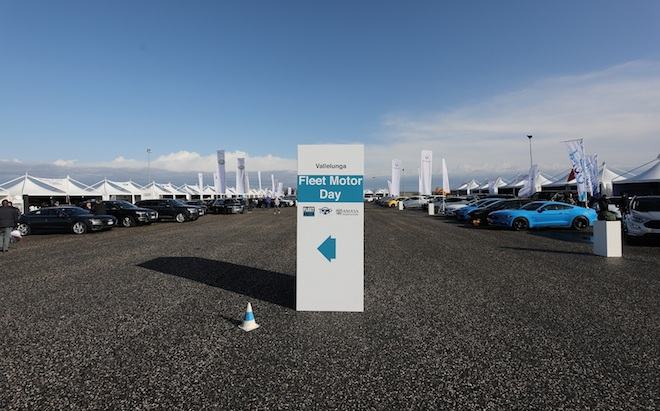 Fleet Motor Day 2018: edizione da record con la sicurezza in primo piano