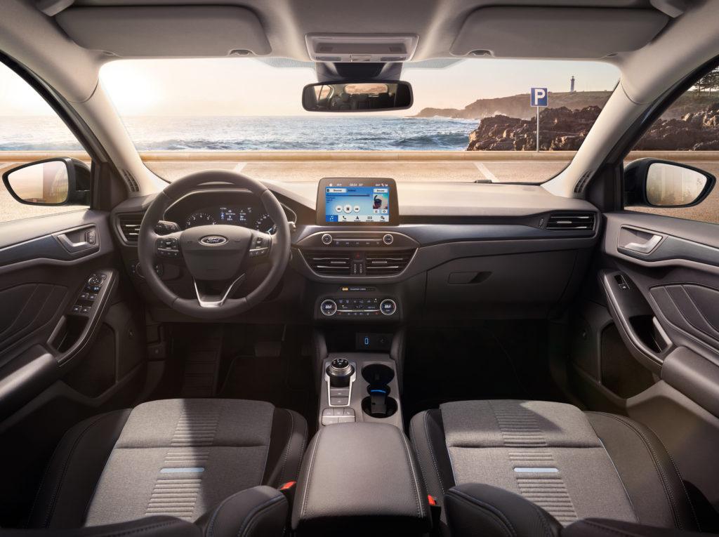 Nuova Ford Focus: quando connettività fa rima con praticità