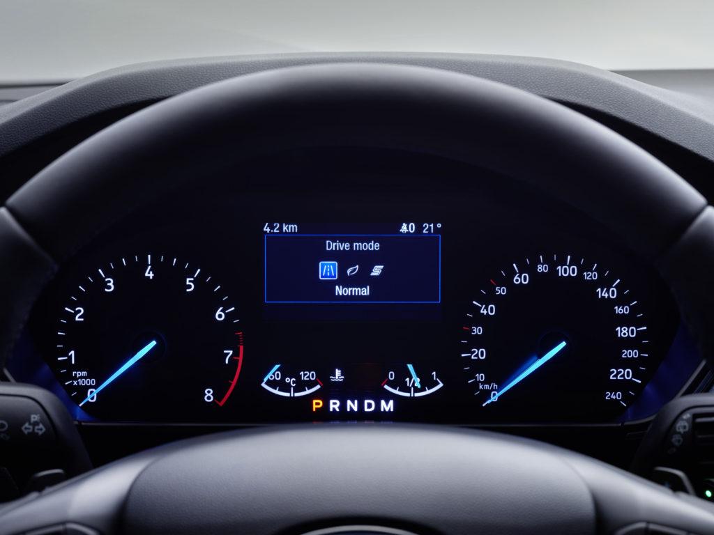 Nuova Ford Focus: dinamica di guida più coinvolgente grazie al nuovo telaio