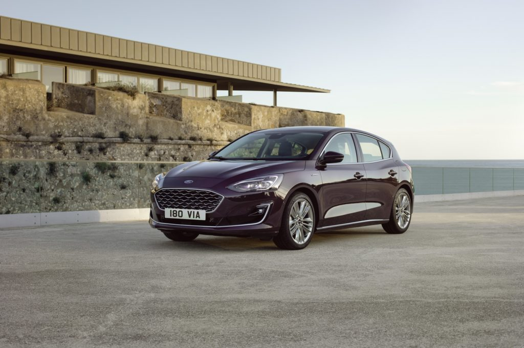 Nuova Ford Focus: tecnologia al servizio della sicurezza